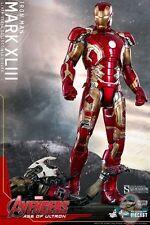 1/6 Scale Iron Man Mark XLIII Movie Masterpiece Series Hot Toys 902314