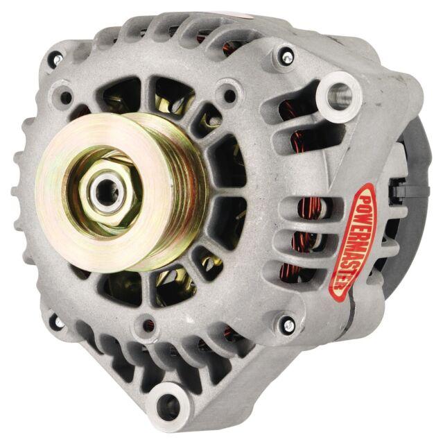 Powermaster 48206 Natural Gm Cs130d Alternator W