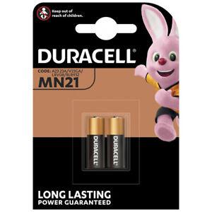 8x Energizer Alarmanlage-Batterie A23 12V 23A 639336 4x 2er Blister