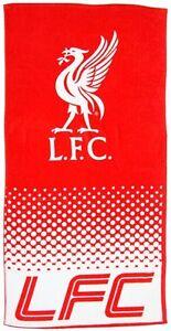 Liverpool-Fc-Rojo-Grande-Blanco-Escudo-Playa-Bano-Natacion-Toalla-de-Gimnasio