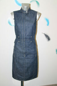 Jolie Robe En Jeans Zippee Denim Levi S Engineered Taille X Small Excellent Etat Ebay