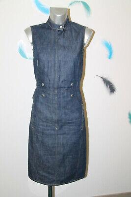 Pretty Dress In Jeans Zip Denim Levi S Engineered Size X Small Mint Ebay