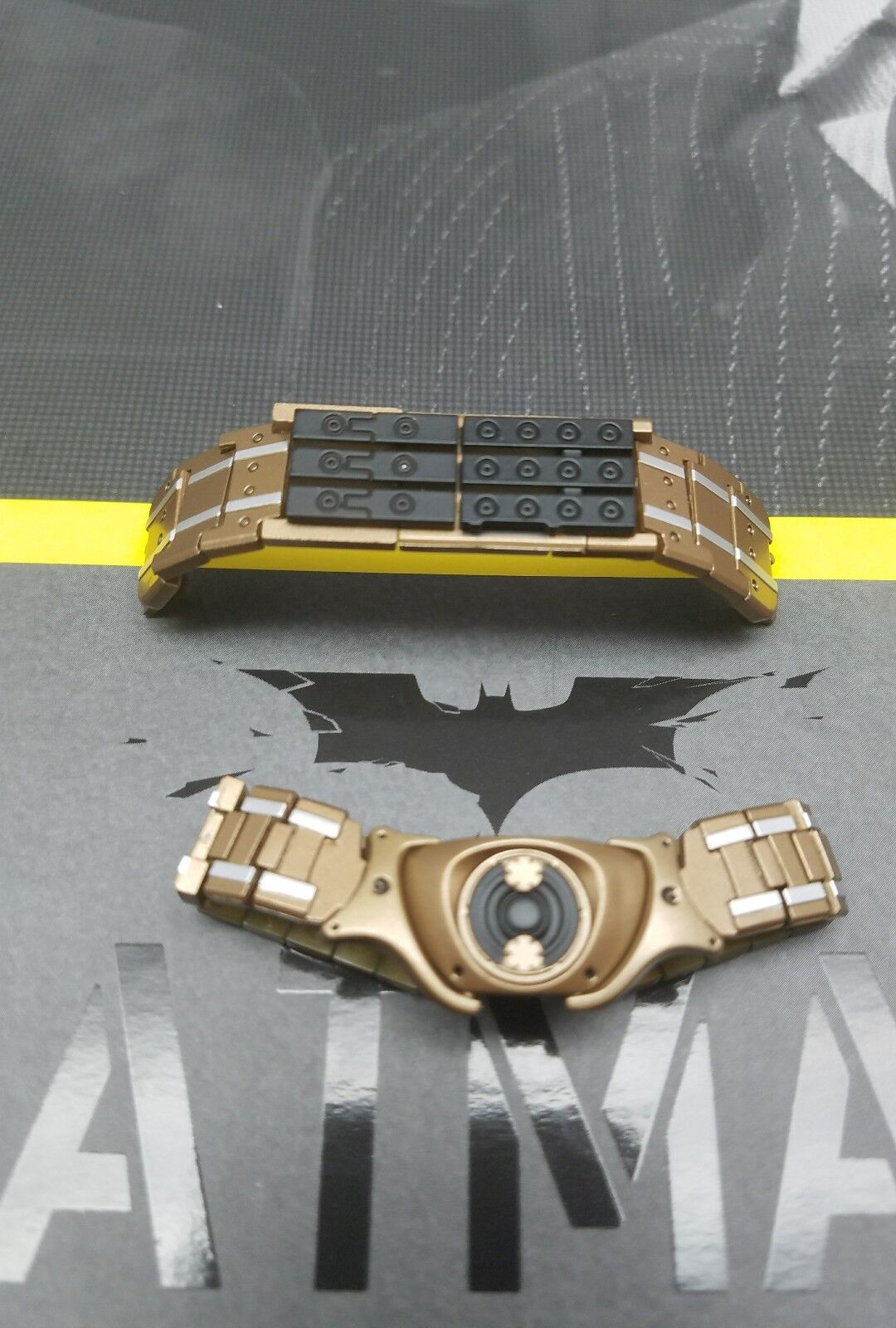 Echte 1   6 heißes spielzeug batman arsenal - action - figur ist komplett gürtel nur mms236 usa