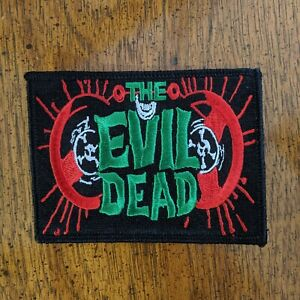 Saw Horror Movie embroidered Patch 3 3//4 inches tall
