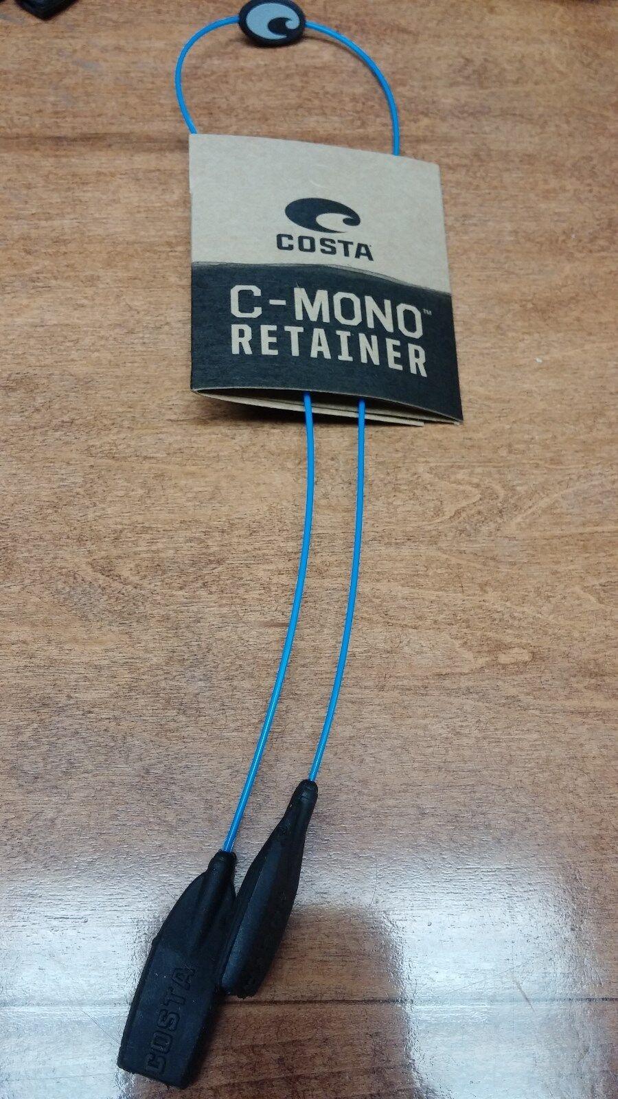 6cb915cb2ae54 Costa Del Mar C-mono Sunglass Retainer Keeper Blue for sale online ...