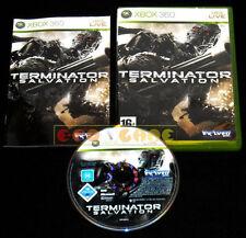 TERMINATOR SALVATION XBOX 360 Versione Italiana 1ª Edizione ••••• COMPLETO