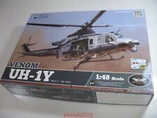 Kitty Hawk KH80124 1/48 Uh-1y Venom Helicopter