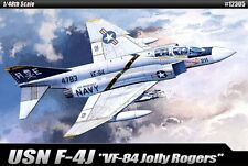 Academy Plastic kit 1/48 USN F-4J VF-84 Jolly Rogers #12305