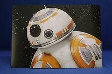 "Star Wars The Force Awakens  4 pc Lithograph Set & Folder Disney Store 10"" x 14"""