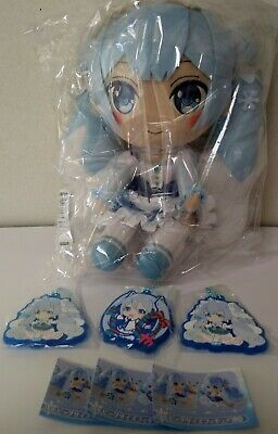 Vocaloid Hatsune Miku CD Snow White Record KARENT 2019 Limited New Free Shipping