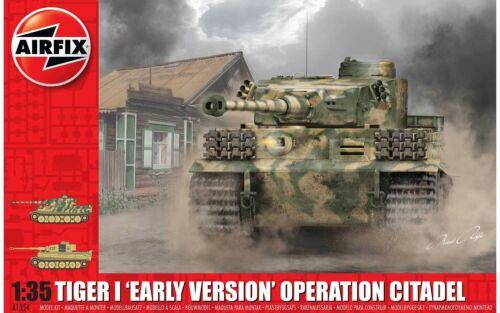Airfix A1354 Tiger I Early Version Operation Citadel 1:35 NEU//OVP