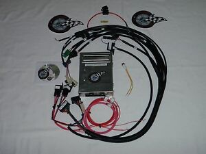 tbi harness w ecm fuel injection wire harness 305 350 sbc tbi engine rh ebay com Chevy TBI Wiring Harness TBI Fuel Injection Harness