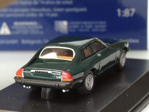 87290-1//87 Bos JAGUAR XJ-S British Racing Green