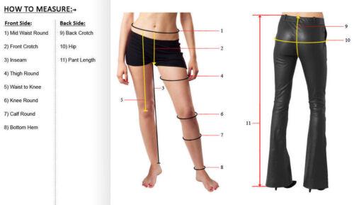 Designer Leather Real Custom Pant Kvinders Mj103 Made BOqCWZwxX