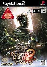 Used PS2 Monster Hunter 2 Import Japan