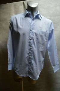 CHEMISE-COURREGES-TAILLE-XL-DRESS-SHIRT-CAMISA-CAMICIA