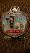 Jazwares Tube Heroes- The Diamond Minecart Hero Action Figure