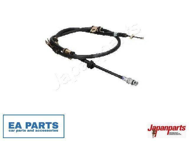 Rear Left Brake Cable Fits KIA Sportage II OE 597601F200 Blue Print ADG046216