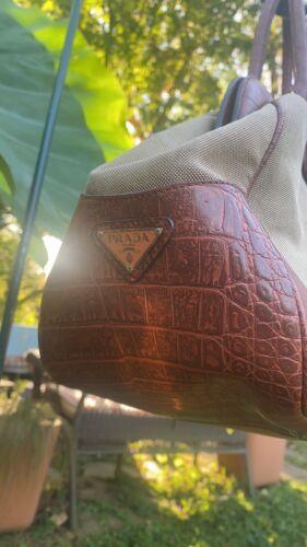 authentic Prada bag