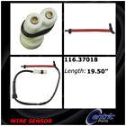 Disc Brake Pad Wear Sensor Rear Centric 116.37018