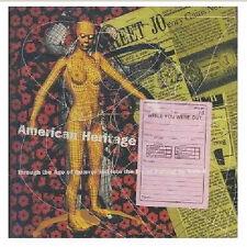 AMERICAN HERITAGE THROUGH THE AGE OF QUARREL.. CD NUOVO