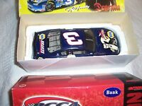 New-ron Hornaday-monsters- 1:24 Scale-stock Car Bank-die Cast- Action-2000