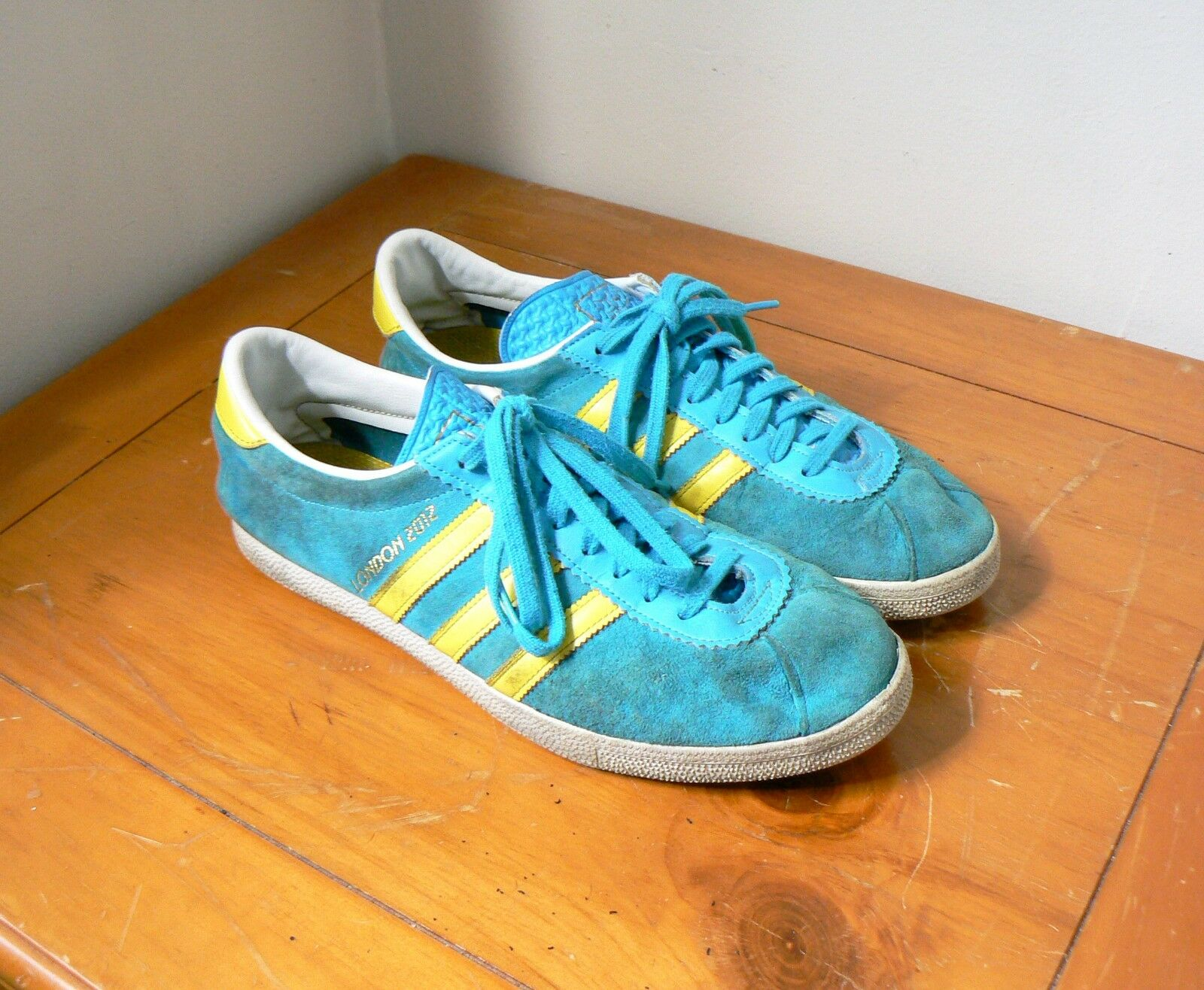 20Olympics Adidas Trainers - Size - London Olympics Trainers Sneakers