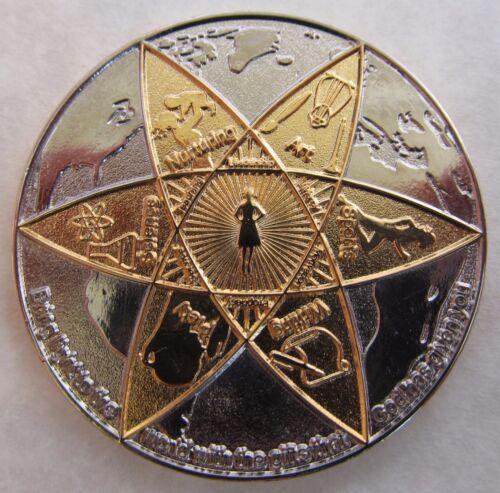 Cat Coin Duncan Geocoin Chipmunk Edition