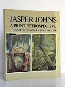 Jasper-Johns-A-Print-Retrospective-CASTLEMAN-MoMA-New-York-1986-English-book