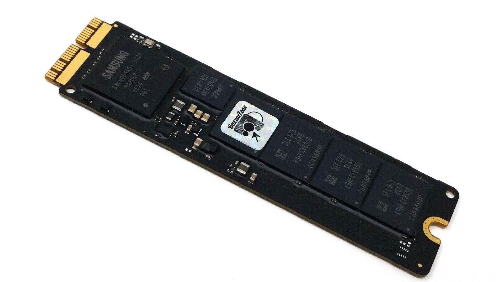 256GB PCIe SSD For Apple MacBook Air A1466 - 2013, 2014, 2015, 2016, 2017 OEM