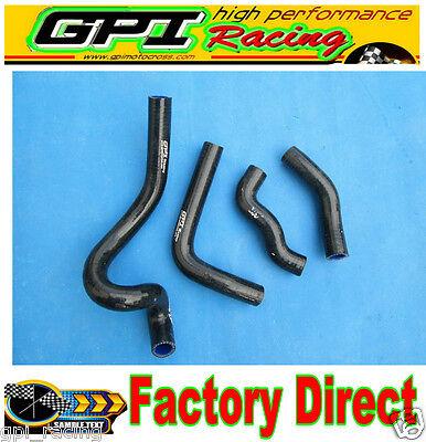 GPI Silicone radiator coolant hoses 1993-1996 Kawasaki KLX650 KLX 650 93 95 95