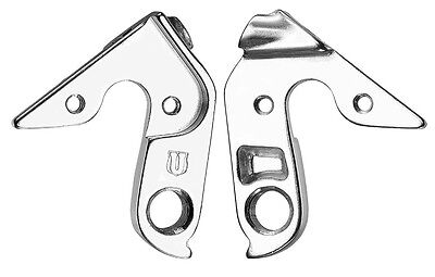 MTB Bike Rear Gear Mech Derailleur Hanger Drop Out Adapter Alloy 077