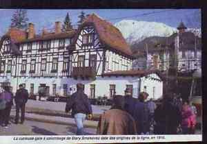1994 -- AUSTRALIE GARE DE STARY SMOKOVEC R024 - France - 1994 -- AUSTRALIE GARE DE STARY SMOKOVEC R024 il ne s'agit pas d'une carte postale , mais d'un beau document paru dans la rare vie du rail en 1994 le document GARANTI D'EPOQUE est en tres bon état et présenté sur carton d'encadrement format 16 - France
