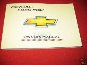 1997 chevy truck owners manual