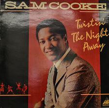 "SAM COOKE - TWISTIN´THE NIGHT AWAY -  LP 12""  (S 477)"