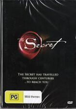 THE SECRET EXTENDED EDITION - RHONDA BYRNE - NEW DVD