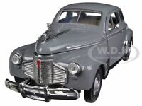 1941 Chevrolet Special Deluxe 5 Passenger Coupe Grey 1/32 Car By Ray 55193