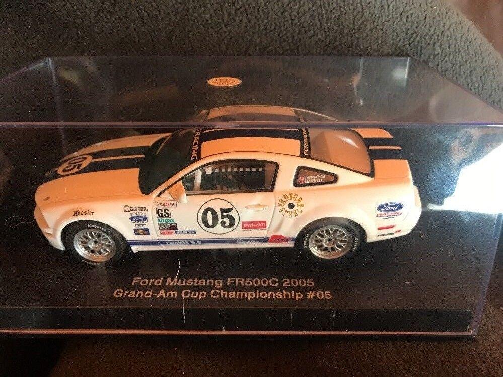 Autoart Ford Mustang FR 500 500 500 C 2005 Slotcar 1 32 Für Carrera Oder Anderen Bahnen  | Erlesene Materialien  e1a09c