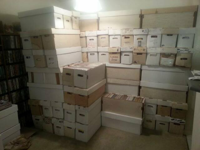 1 Box Lot Of 40 Comics, NO DOUBLES | Marvel, DC, Superman, Batman, Spider-Man