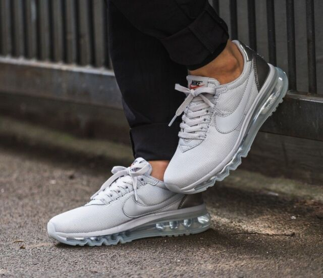 differently df4f0 c4ece Womens Nike Air Max Ld-zero SE Size 6 EUR 40 (911180 002) Pure Platinum for  sale online   eBay