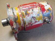 Vintage Meyer Snow Plow T5 T6 Pump 12 Volt Electric Motor Tested
