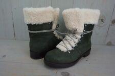 5527e5b9f3b UGG Australia 1008825 Bk 5 Carter Short Leather Women Sheepskin Boot ...