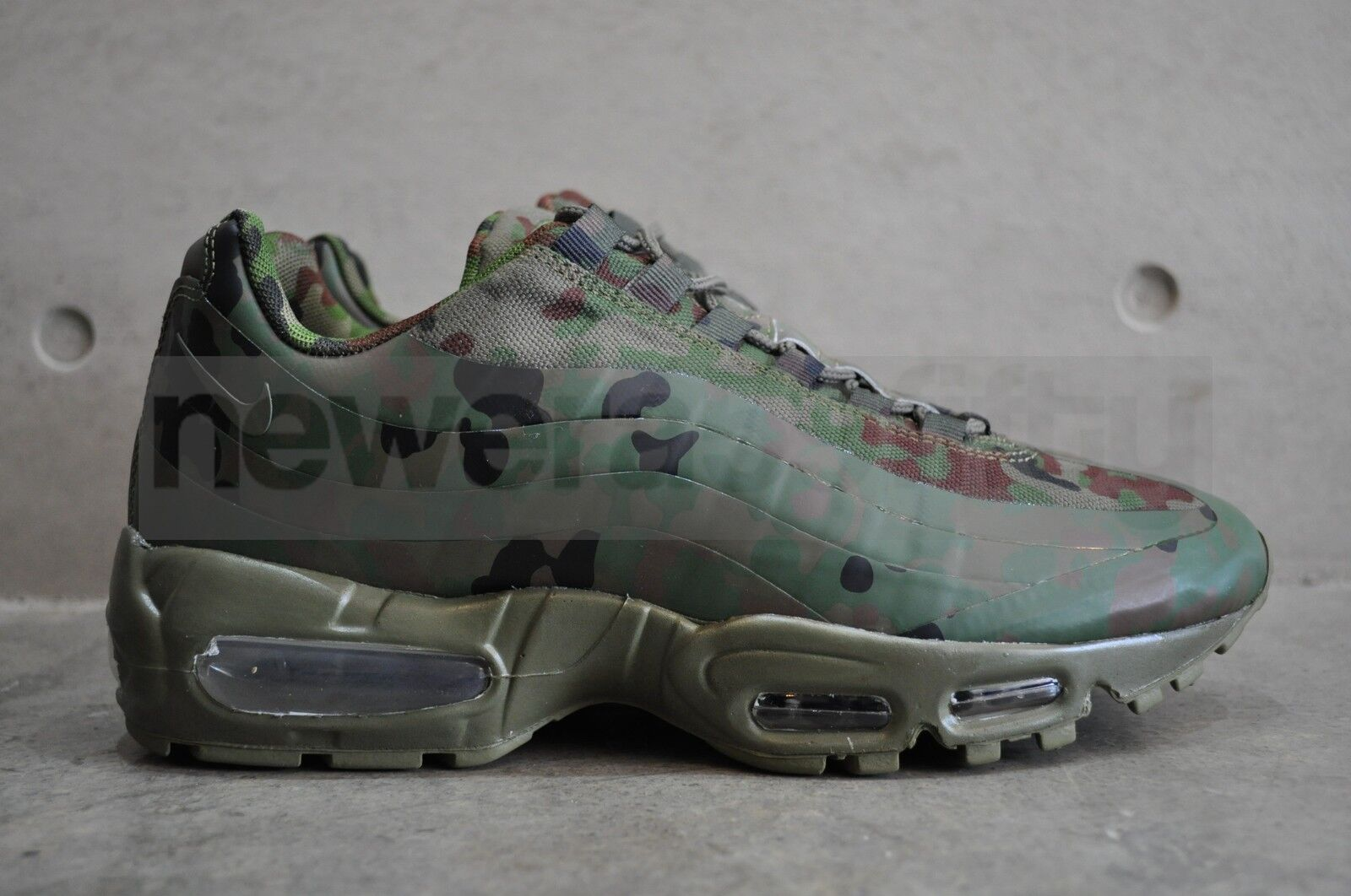 Nike Air Max 95 Japan SP - Pale Olive/Safari (Camo Collection)