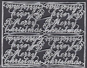 SCRIPT GOLD NUMBERS LETTERS  FONT  PAPER FOIL DRESDEN GERMAN ORNATE LABEL NAME