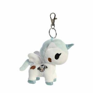 Tokidoki-Mooka-Unicorno-Keyring-Keychain-Plush-Soft-Toy-Bag-Clip-4-5-034