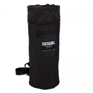 Tatami-Reiser-Beutel-Schwarz-Bjj-Jiu-Jitsu-No-Gi-Kampftraining-Tasche
