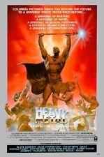 Heavy Metal Den Movie Poster 24inx36in