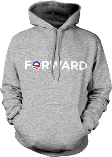 Forward Obama 2012 Politics Democrat Liberal Funny Hoodie Pullover