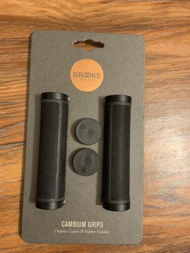 Black Brooks Cambium Grip 130mm