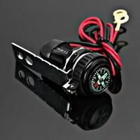 Motorcycle Usb Charger Fit For Honda Cb 250 400 450 650 700 750 900 599 919
